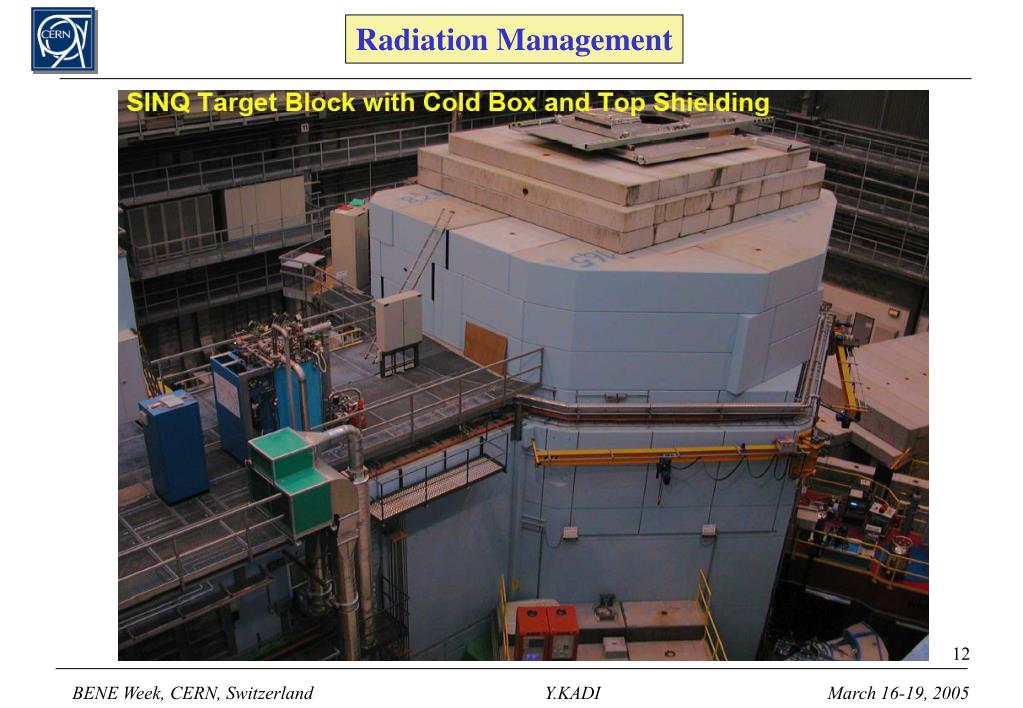 Radiation Management
