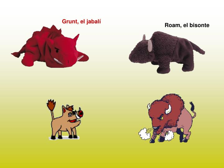 Grunt, el jabal