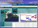 data catalog explorer