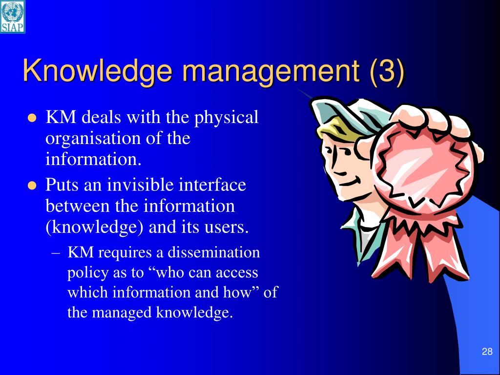 Knowledge management (3)