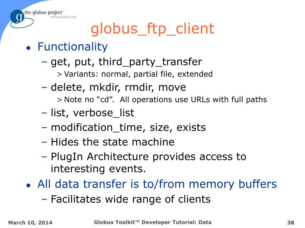 globus_ftp_client