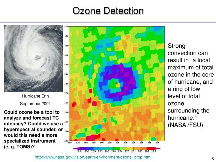 Ozone Detection