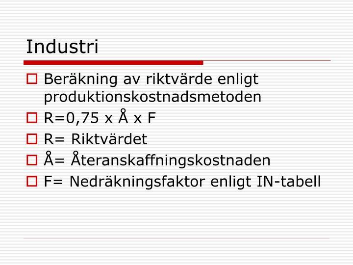 Industri