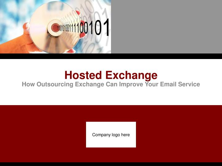 Hosted exchange how outsourcing exchange can improve your email service