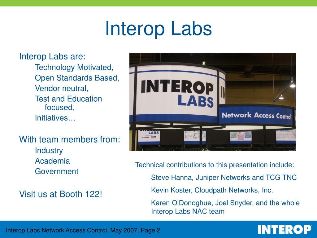 Interop Labs