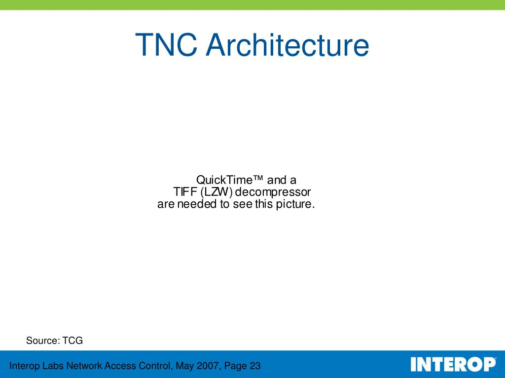 TNC Architecture