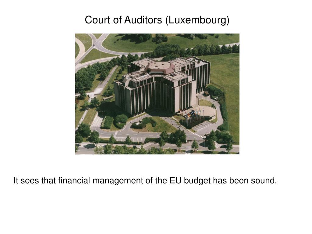Court of Auditors (Luxembourg)