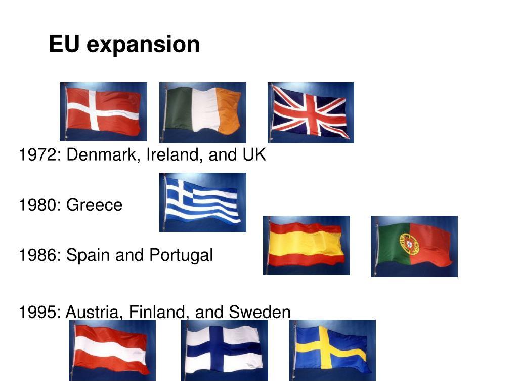 EU expansion