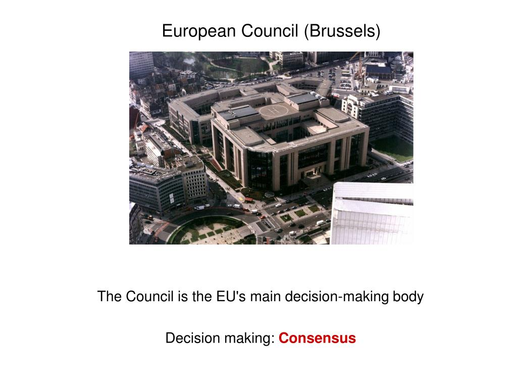 European Council (Brussels)