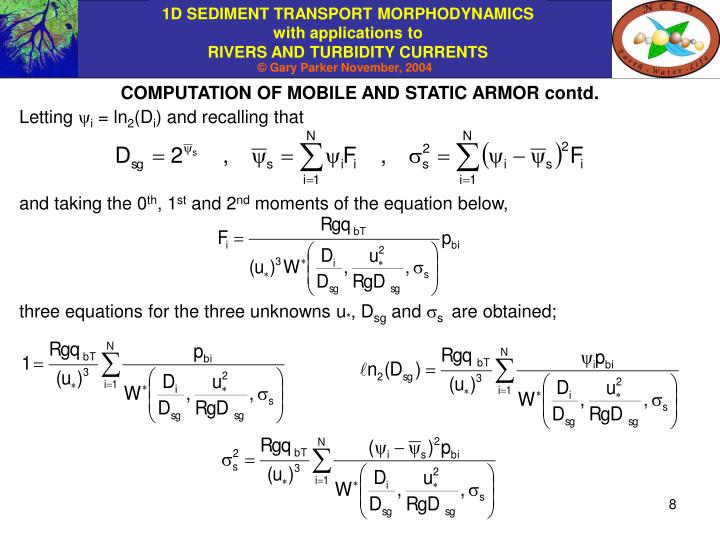 COMPUTATION OF MOBILE AND STATIC ARMOR contd.
