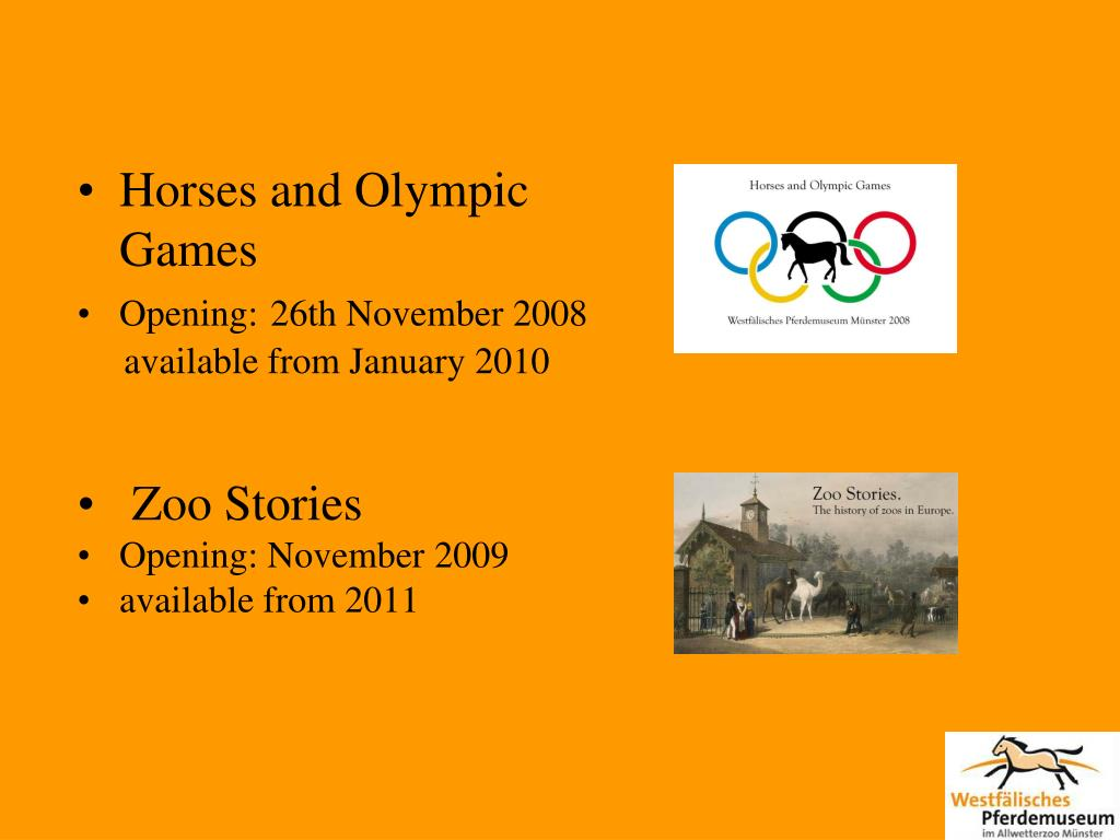 Horses and Olympic