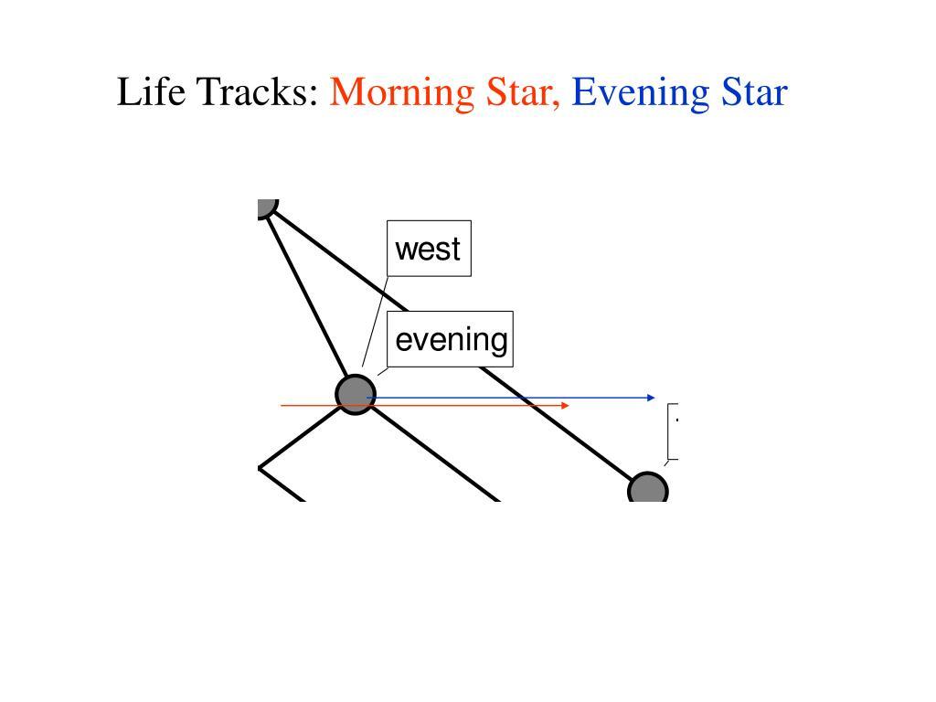 Life Tracks:
