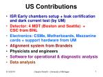 us contributions
