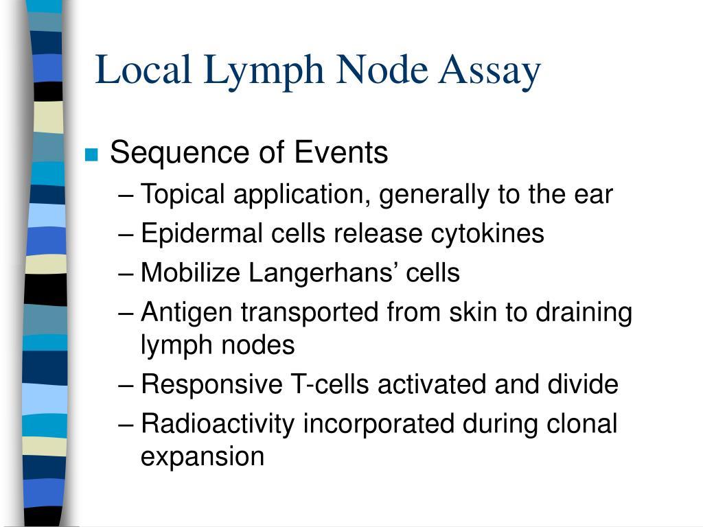 Local Lymph Node Assay