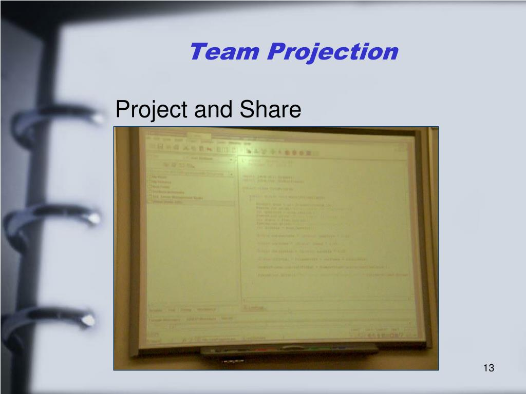 Team Projection
