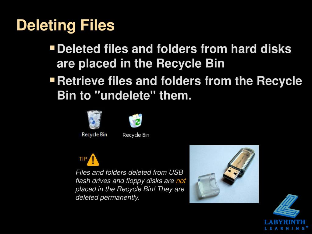 Deleting Files