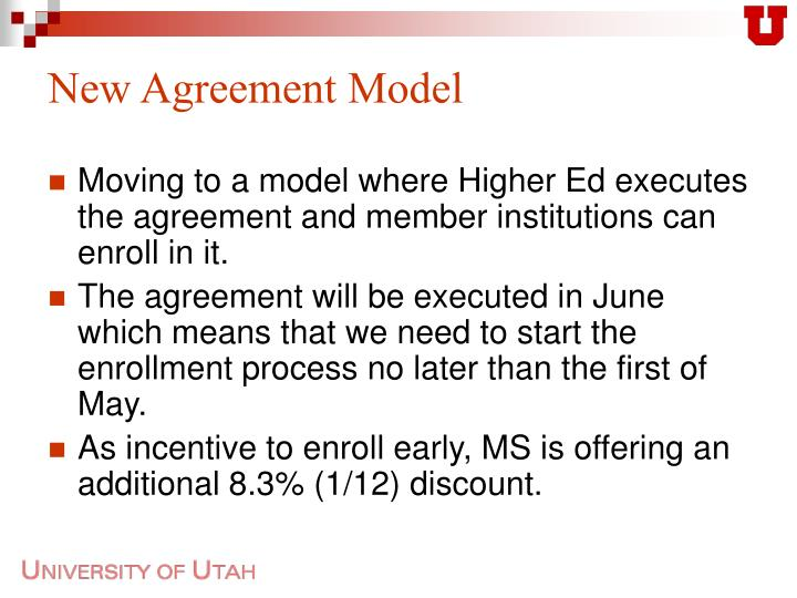 New agreement model l.jpg