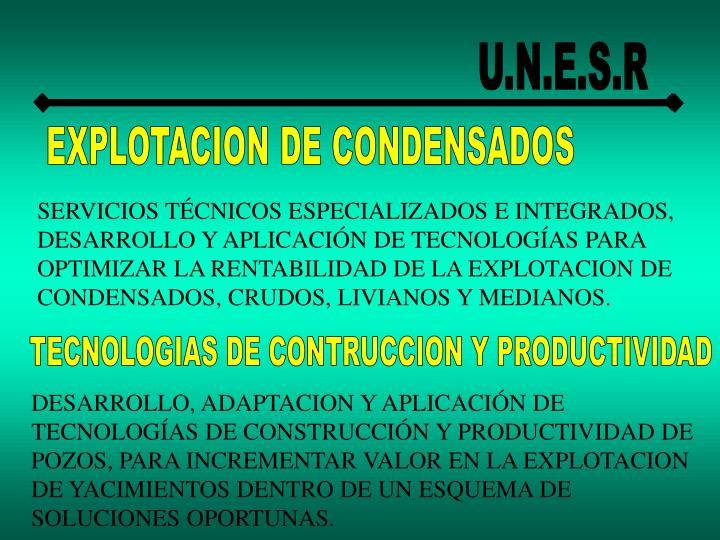U.N.E.S.R