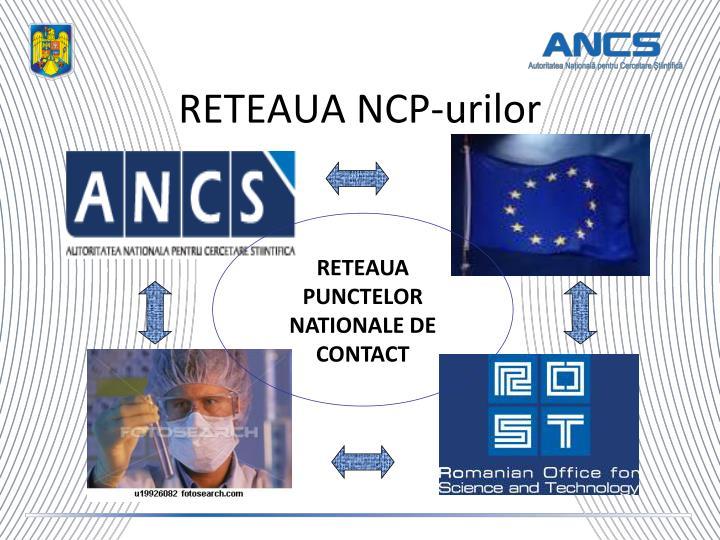RETEAUA NCP-urilor