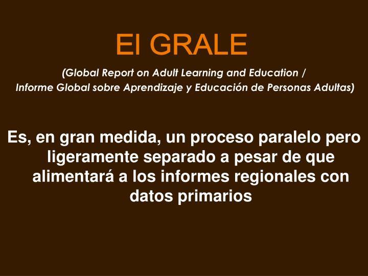 El GRALE