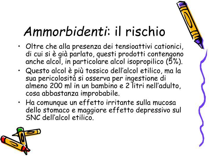 Ammorbidenti