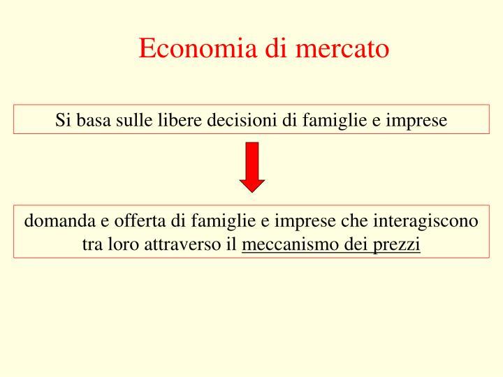 Economia di mercato
