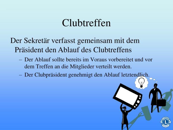 Clubtreffen