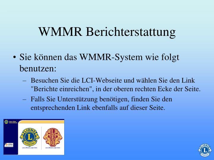 WMMR Berichterstattung