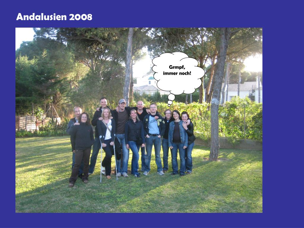 Andalusien 2008