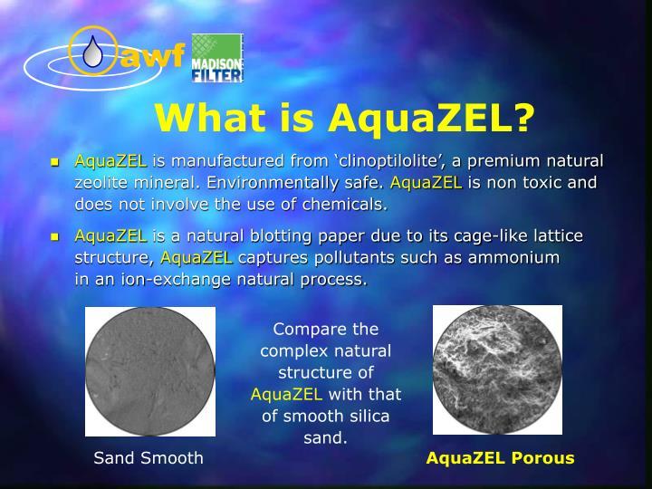 What is AquaZEL?