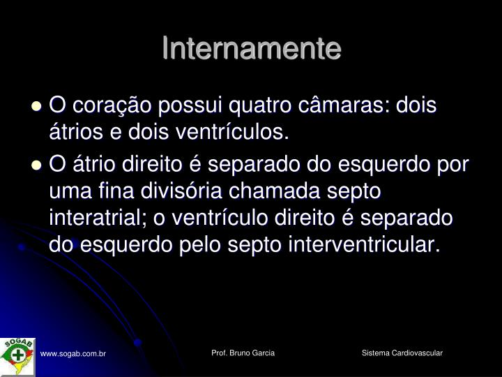 Internamente