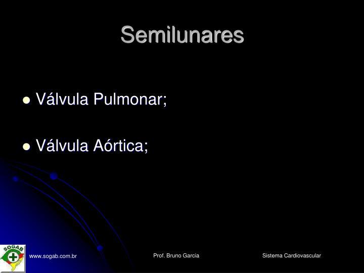 Semilunares
