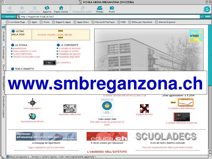 www.smbreganzona.ch