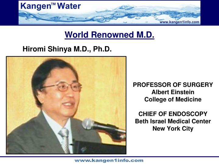PROFESSOR OF SURGERY