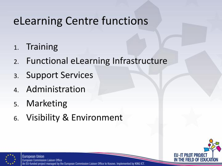 eLearning Centre