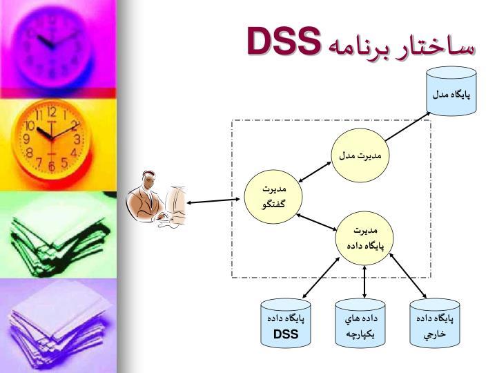 ساختار برنامه