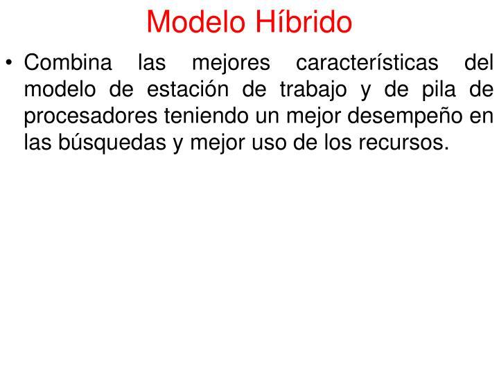 Modelo Híbrido
