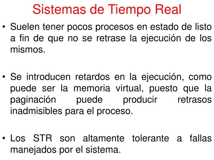 Sistemas de Tiempo Real