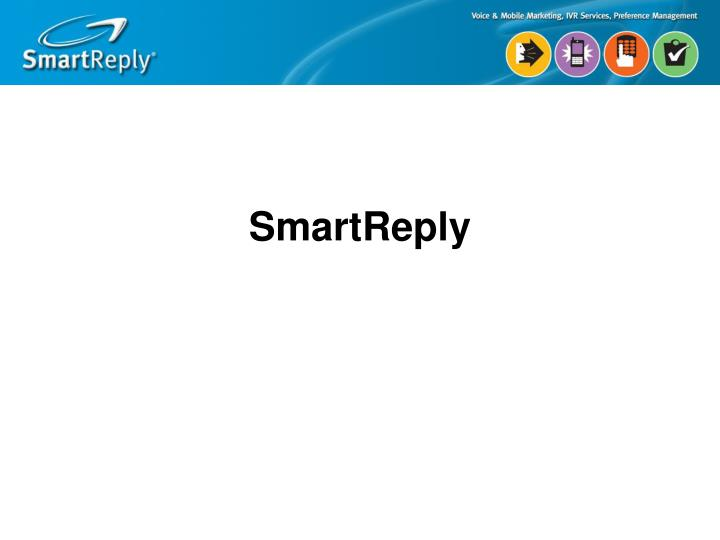 SmartReply