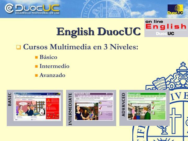 English DuocUC