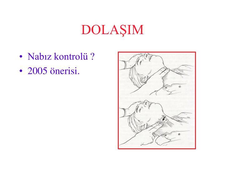 DOLAŞIM