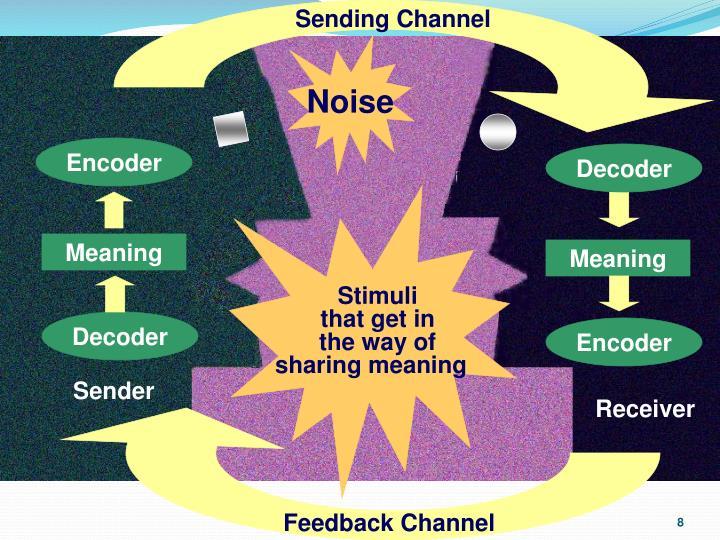 Sending Channel
