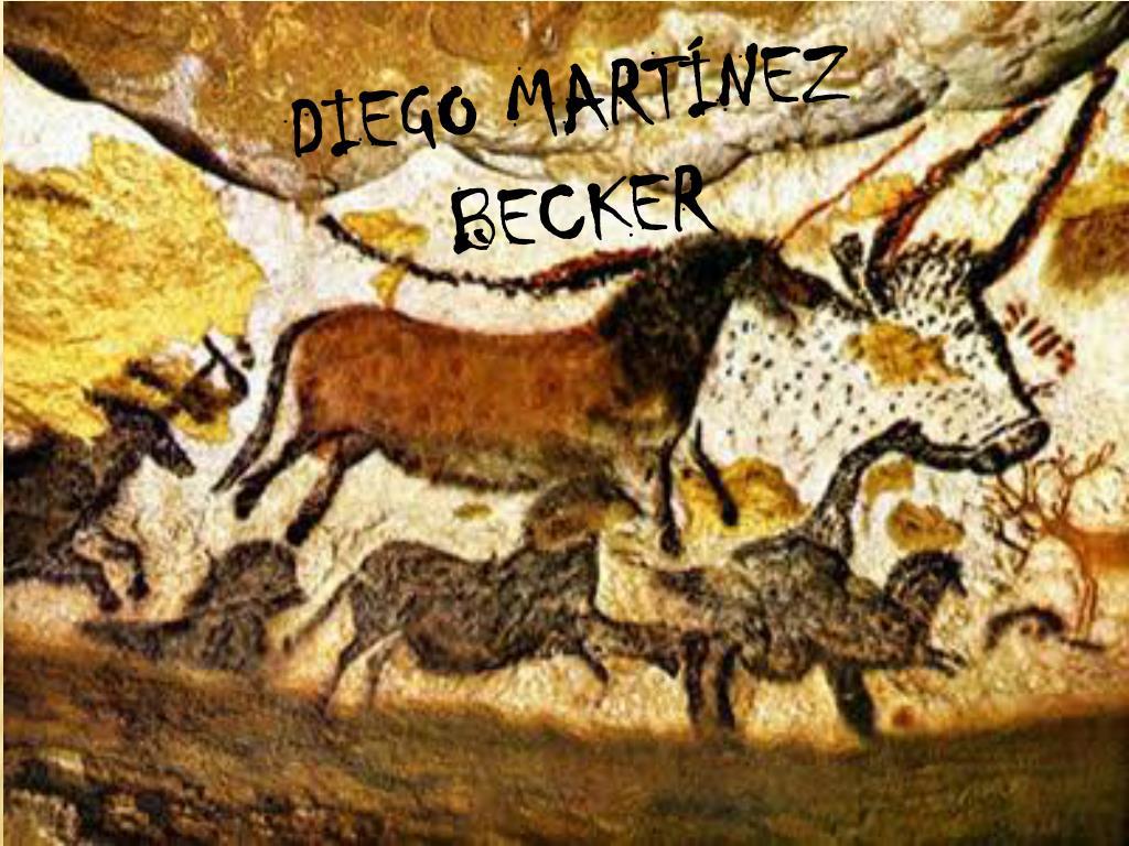 DIEGO MARTÍNEZ BECKER