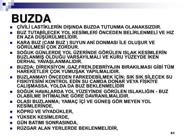 BUZDA