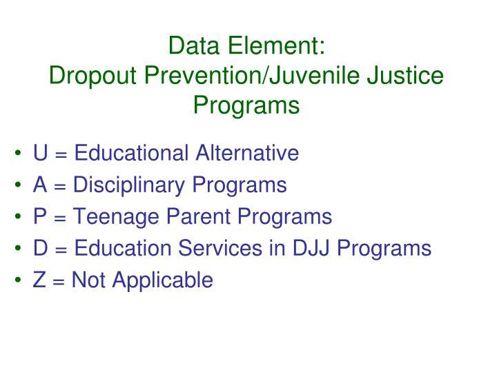 Data Element: