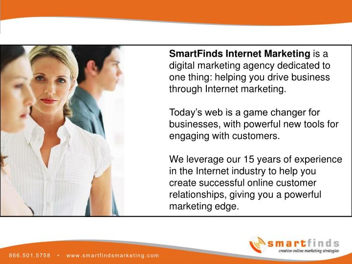 SmartFinds Internet Marketing