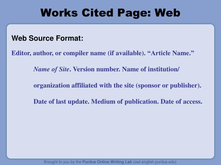 Ppt Mla 7 Th Edition Formatting And Style Guide