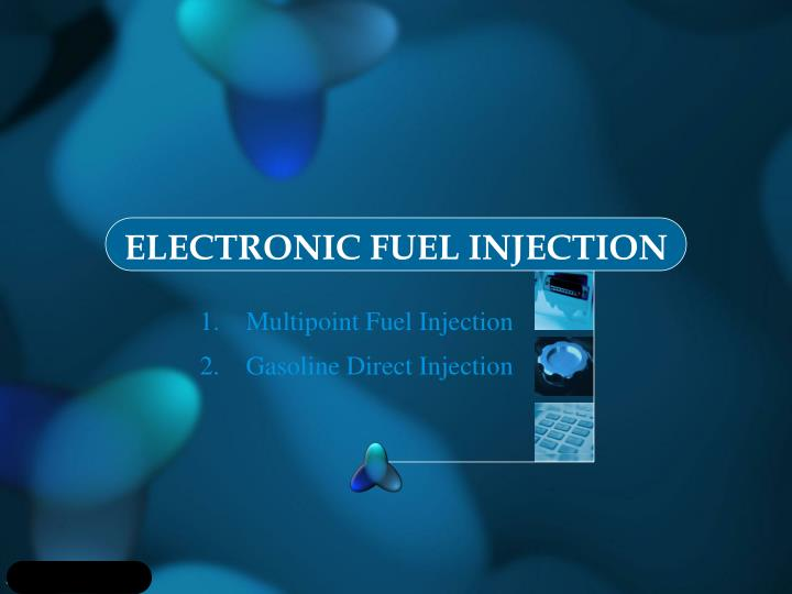 Multipoint Fuel Injection