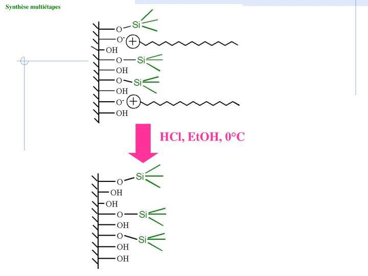 HCl, EtOH, 0°C