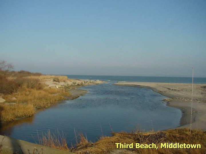 Third Beach, Middletown